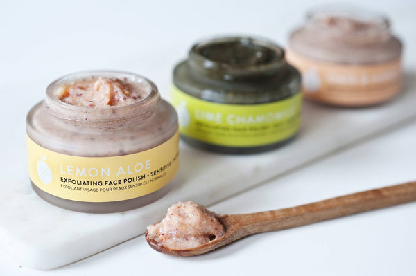 Jusu Face Polish -3 Varieties