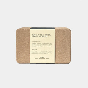 Scoria Yoga Brick - Big