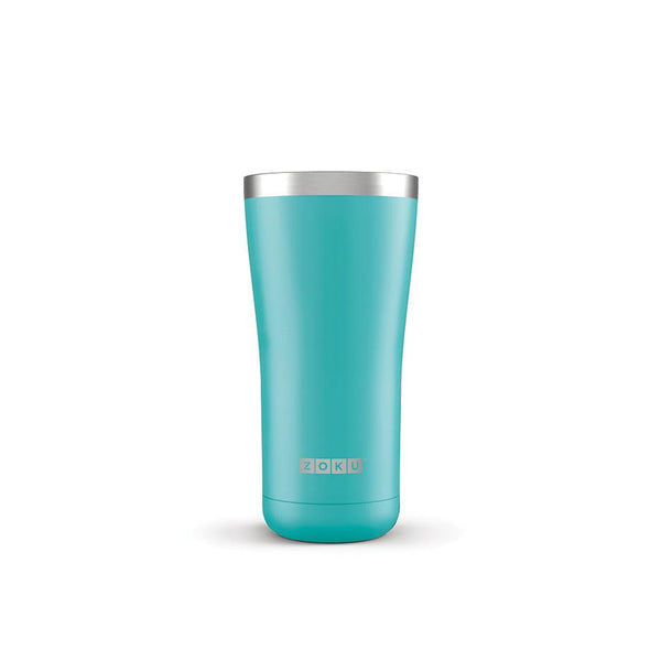 Zoku 20oz Stainless Vacuum Sealed Tumbler - Teal