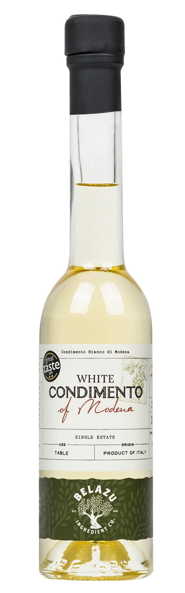 Belazu White Balsamic Condiment 250ml