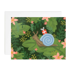 Snail Belated Birthday