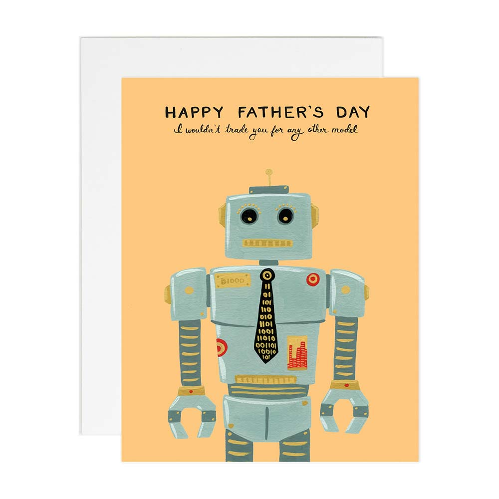 Robot Father's Day