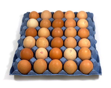 Free Range Kentish Brown Eggs - 30