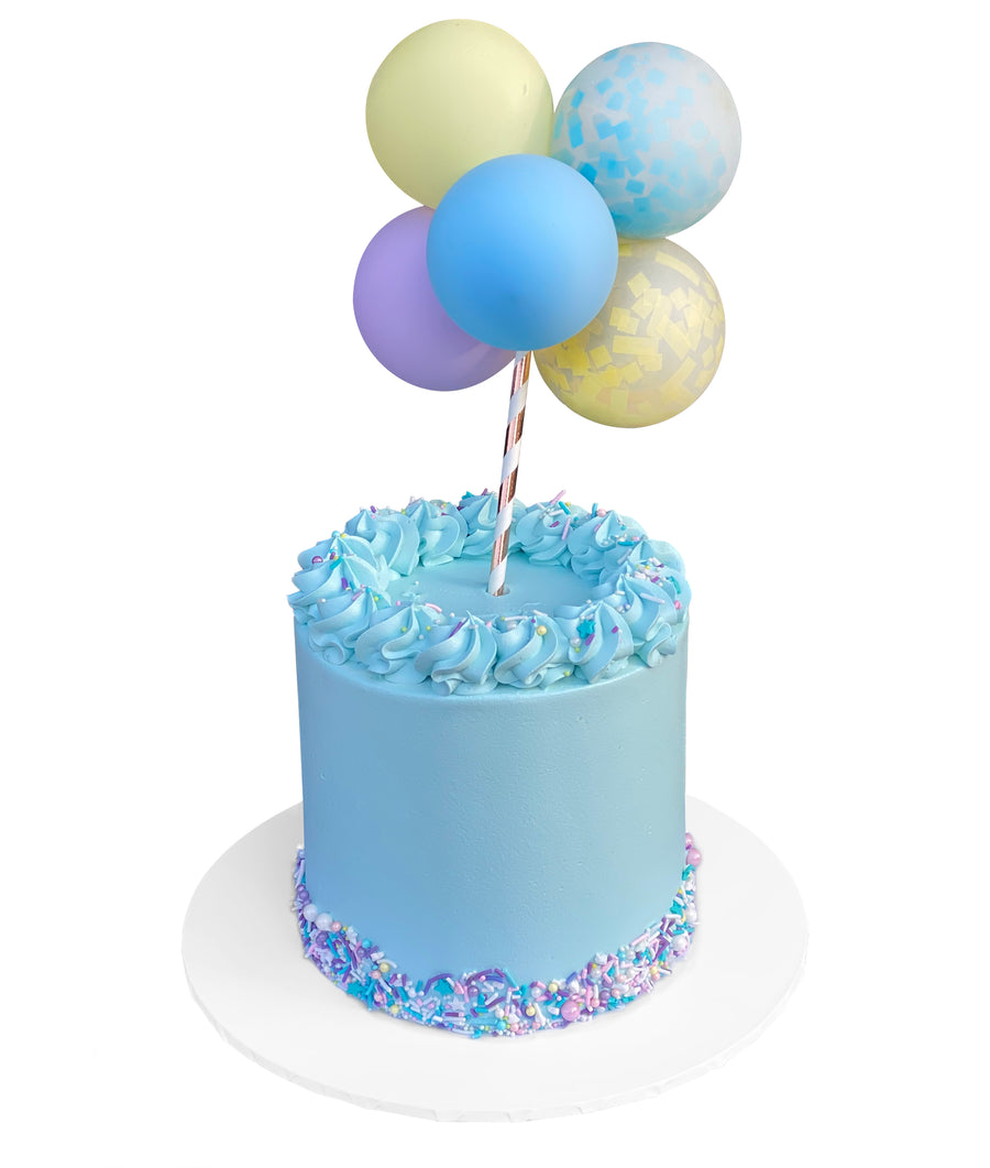 Balloon Celebration Cake (GF)