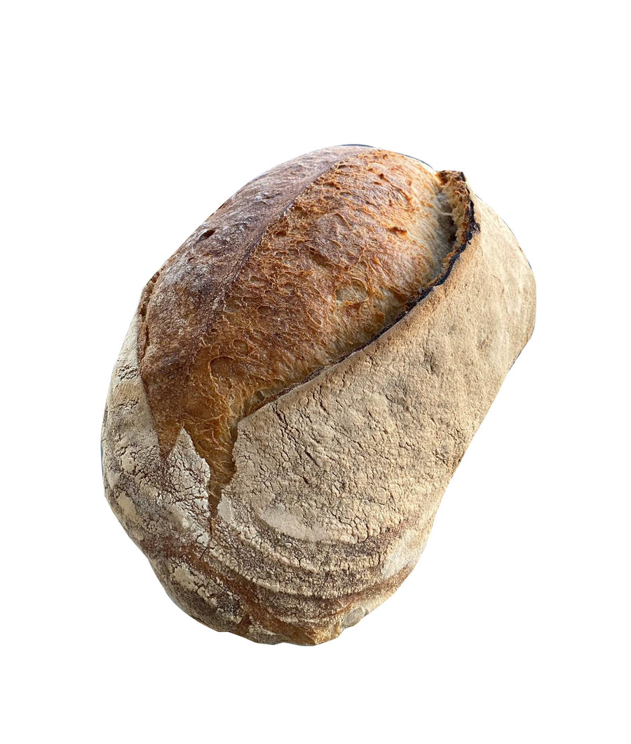 White Sourdough Loaf - 1kg (contains gluten)