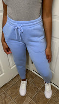Baby Blue Sweatspants