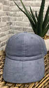 Cute & Corduroy Dad Hat | Bluegray