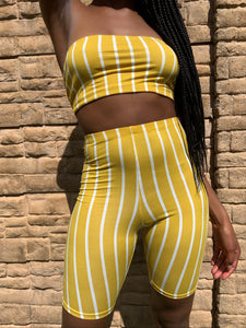 Yellow Buttercup Two-Piece Set