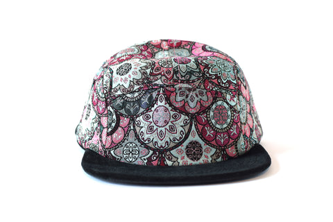 Vicalvi Roja Five Panel Hat (sb)