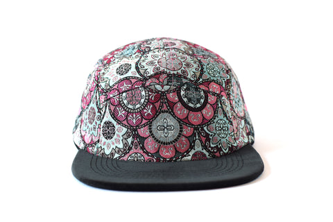 Vicalvi Roja Five Panel Hat