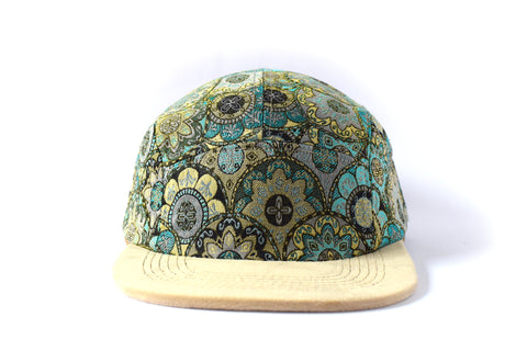 Vicalvi Turqesa Five Panel Hat