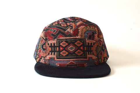 As Sabkhah Five Panel Hat