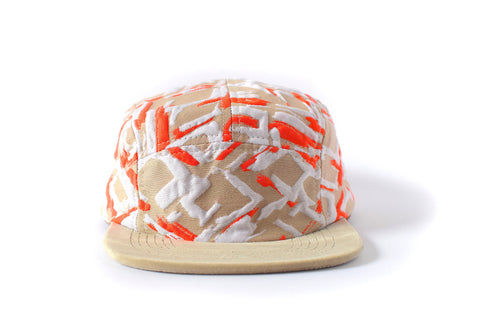 Cariati Five Panel Hat