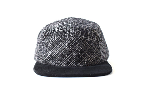 Backbone Negra Five Panel Hat