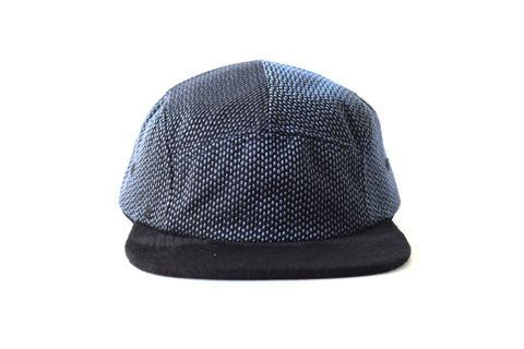 22nd St Azul Five Panel Hat