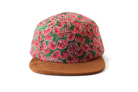 Perugia Roja Five Panel Hat