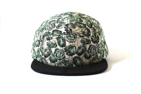 Perugia Blanca Five Panel Hat (sb)