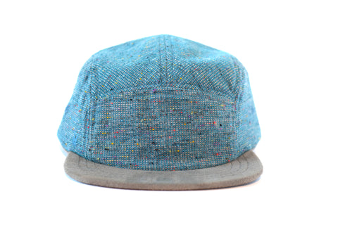 Celebration Azul Five Panel Hat (sb)