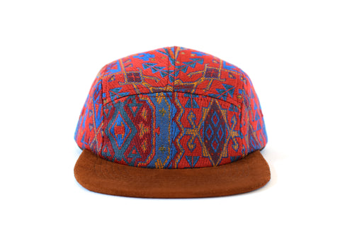Dier ez Zor Roja Five Panel Hat
