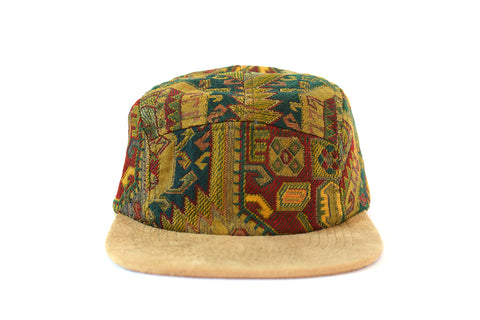 Idlib Verde Five Panel Hat