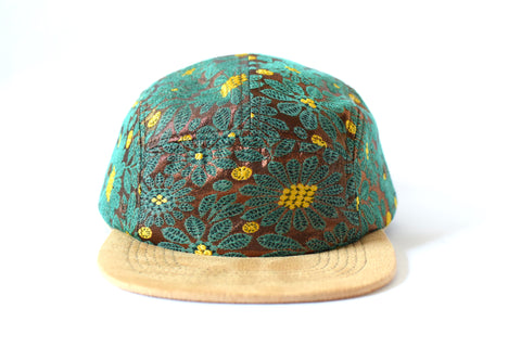 Amalfi Five Panel Hat