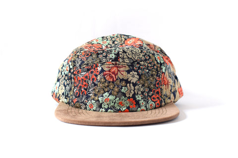 Trappeto Five Panel Hat
