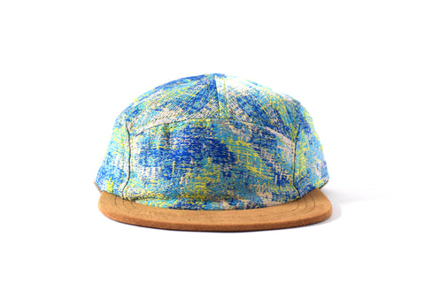 Summatino Five Panel Hat (sb)