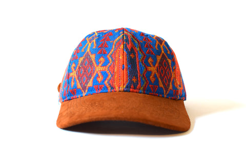 Dier es Zor Azul Six Panel Hat