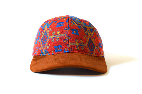 Dier es Zor Rojo Six Panel Hat