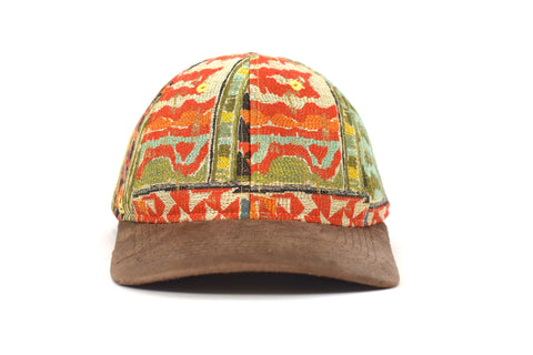 Curcurka Verde Six Panel Hat