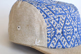 Nacayumba Beige Five Panel Hat