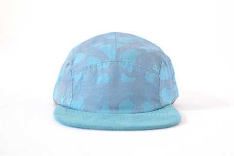 Valsamoggia Azul Five Panel Hat