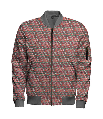 Ichankhu Bomber Jacket - $160