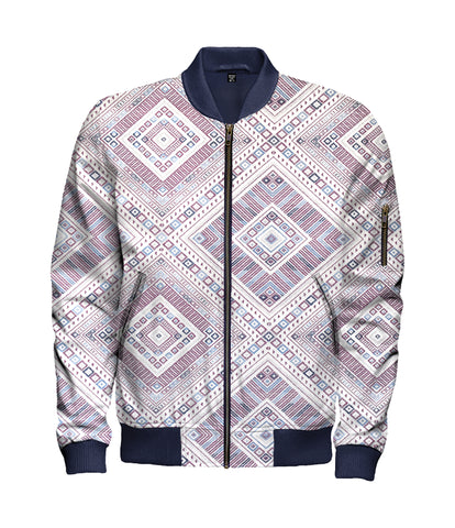 Molala Triangula Bomber Jacket - $200