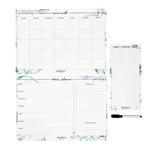 Steph Pase Magnetic Planner Set