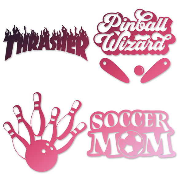 Game & Sport Decals