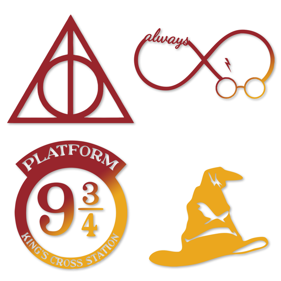 Harry Potter Decals