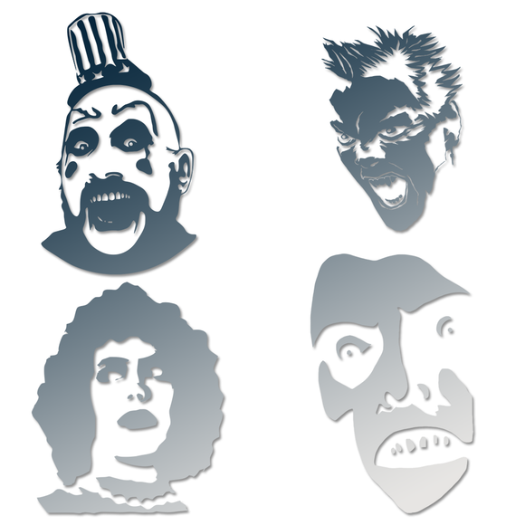 Horror Decals