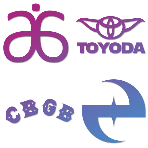Logo & Symbol Decals