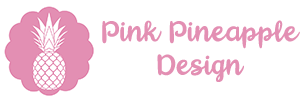 Pink Pineapple Design