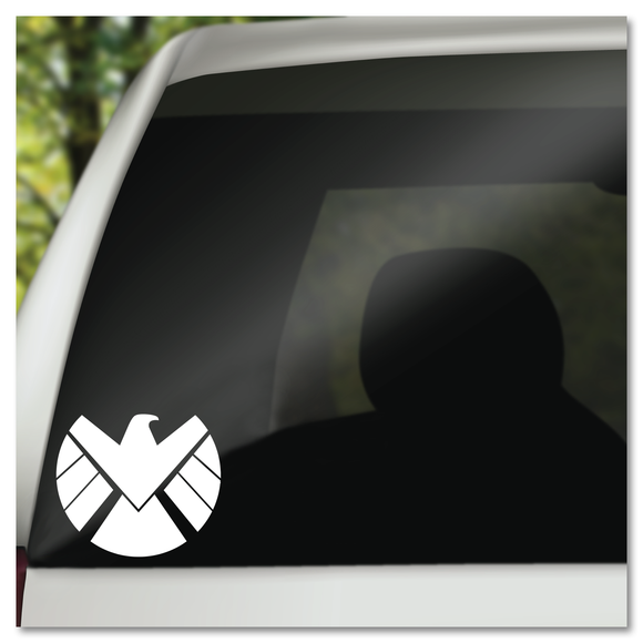 Marvel Agents of S.H.I.E.L.D. SHIELD Emblem Logo Vinyl Decal Sticker