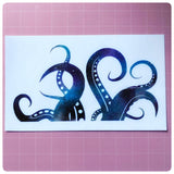 Kraken / Octopus Tentacles Vinyl Decal Sticker