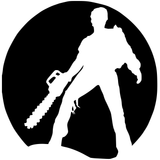 Evil Dead Ash Army Of Darkness Vinyl Decal Sticker