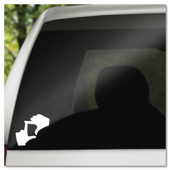 Sandlot L7 Weenie Vinyl Decal Sticker