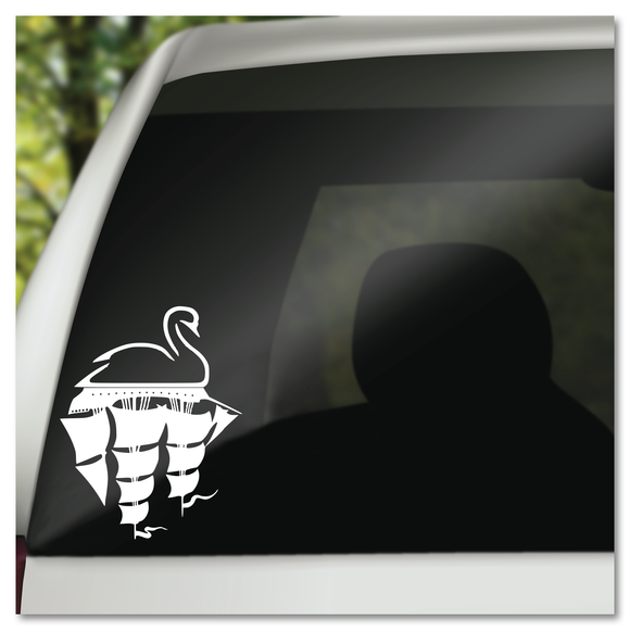 Swann & Hook OUAT Once Upon A Time Vinyl Decal Sticker