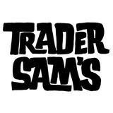 Disney Trader Sam's Sign Vinyl Decal Sticker