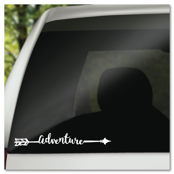 Adventure in Arrow BOHO Vinyl Decal Sticker