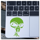 Alien Life Form Area 51 Vinyl Decal Sticker