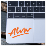 Alva Logo Skateboarding Tony Alva Vinyl Decal Sticker
