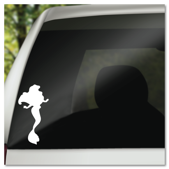 Ariel The Little Mermaid Disney Vinyl Decal Sticker
